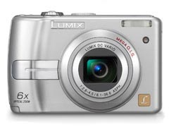 Panasonic Lumix DMC-LZ6